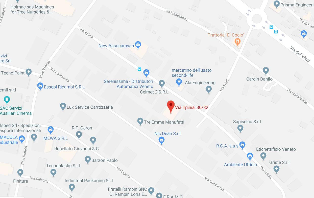 Apri Google maps